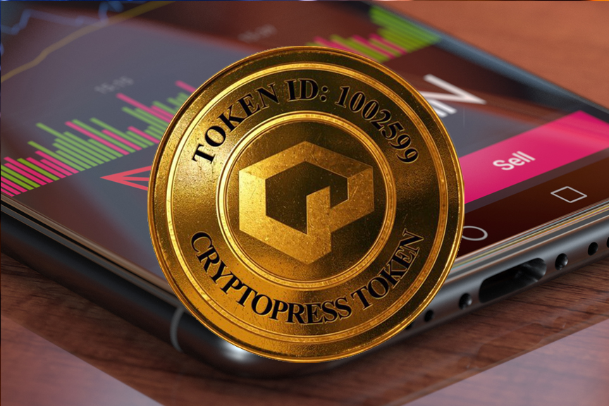 CRYPTOPRESS(CPT) Tron Token