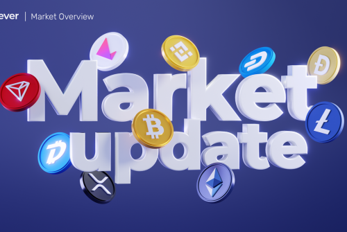 Market Update: KLV hits new ATH of $0.0254, BTC above $51k