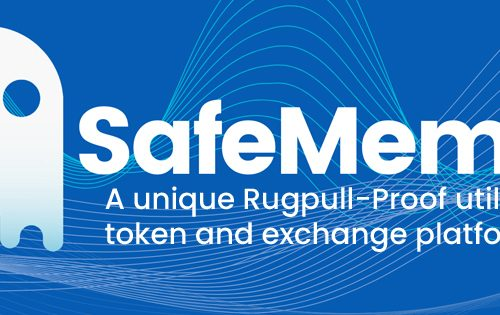 SafeMeme – A unique Rugpull-Proof utility token and exchange platform
